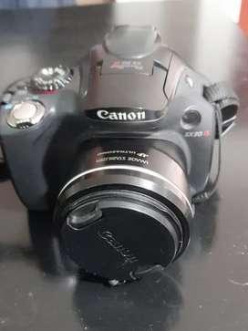Cámara digital canon powershot sx30is