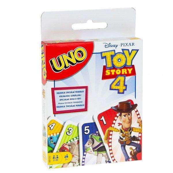 Uno Toy Story 4 Juego De Mesa Original 0