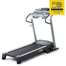 Caminadora corredora gold's gym