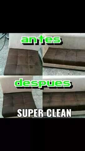 Limpiamos tus muebles + aspirada de colchón