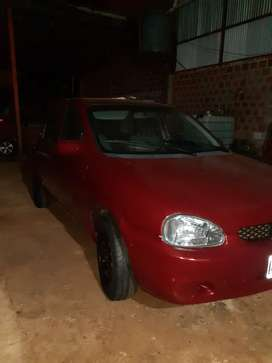 Vendo corsa 4p modelo 2001 impecable estado