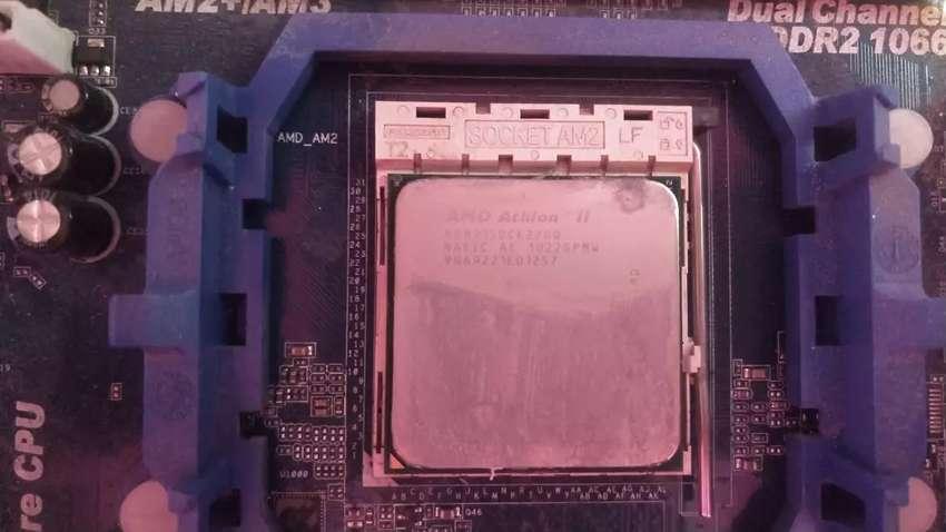 Micro Athlon 2,215 am3-am2 0
