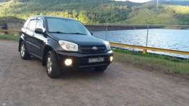 Vendo Rav4,con doble