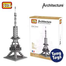 Torre Eiffel  Diamond Blocks (280 pcs)
