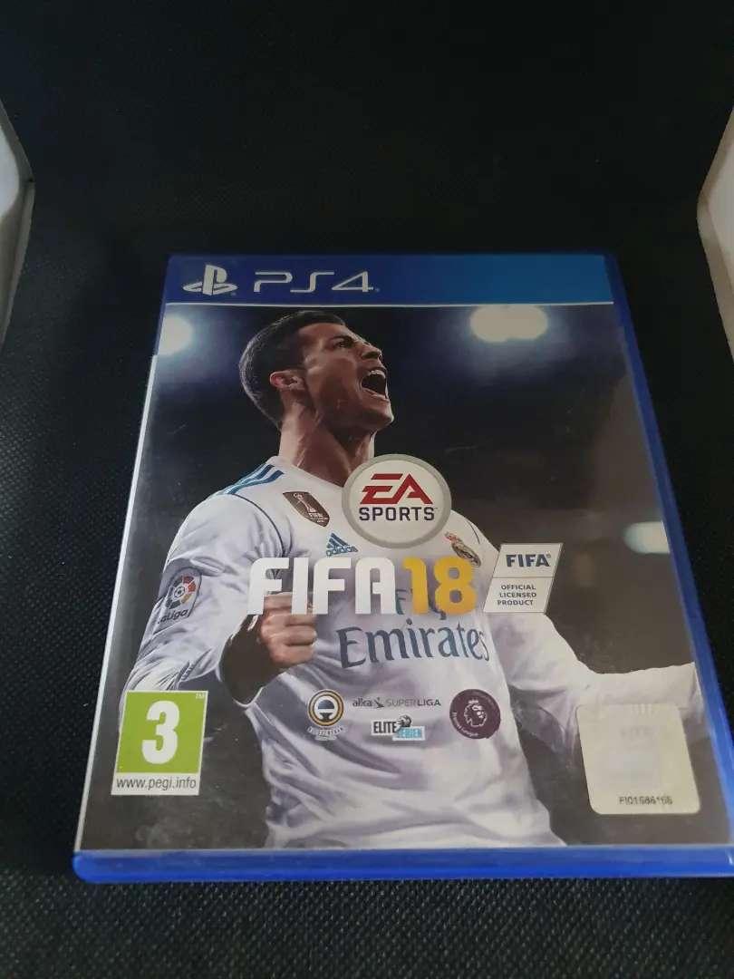 VENDO FIFA 18 0