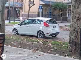 Ford fiesta kinetic México