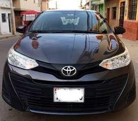 Toyota Yaris 2020 - 2021 uso particular