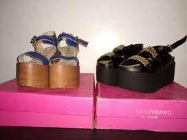 Vendo zapatos femeninos (sin uso)