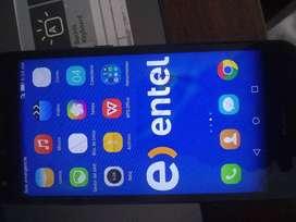 Vendo Huawei con pantalla rota