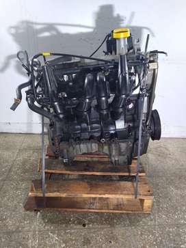 Motor Renault K7m 1.6 8v Logan Sandero Megane Kangoo Wr3573, usado segunda mano  Mataderos, Capital Federal