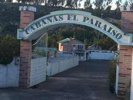 """Vendo de oportunidad Motel Cabañas """"El Paraíso"""""""""""