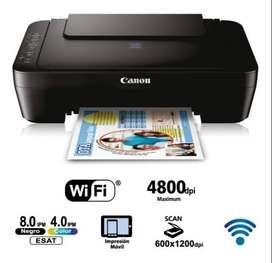 Impresora Canon Pixma serie E471