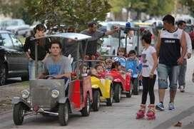 caravana de autitos