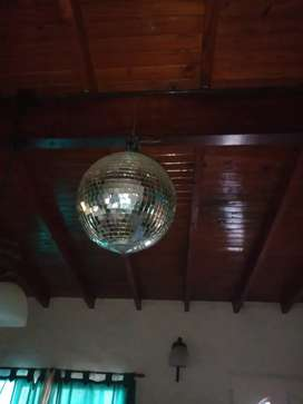 Esfera 40 cm con motor