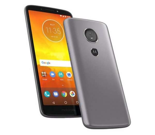 Celular Motorola E5 Plus 16gb Gris 0