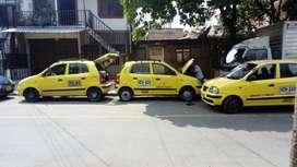 Cupo Taxi  Atos 2008 para chatarrizar