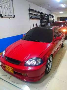 Se vende Honda Civic LX modelo 96