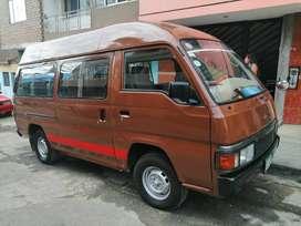 Ocasión combi Nissan Caravan, año 97