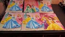 Carpetas de Princesas