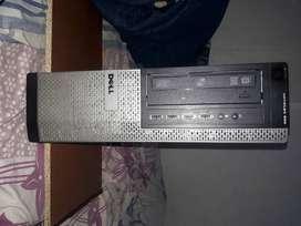 Pc Dell Optiplex 990 Intel Core 5, 8 Gb Ram,Disco duro 1T,Monitor 22 Pulgadas,Teclado y Mouse