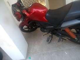 Vendo moto cb110 con papeles