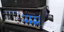 Se vende amplificador de sonido