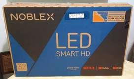 """Smart TV 32"""" NOBLEX"""