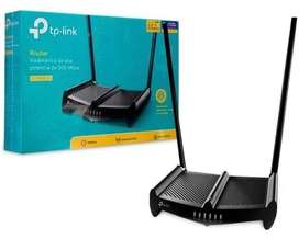 Router Rompemuros TP-link TL-WR941HP ¡ NUEVO !