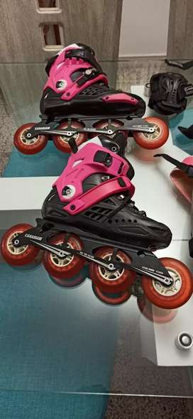 Patines semi profesionales Canarian