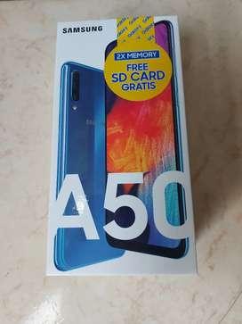 Samsung Galaxy A50 como nuevo.