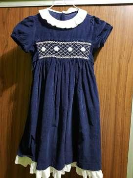 Vestido de Corderoy