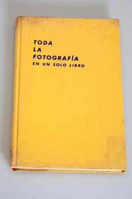 Libro Toda La Fotografia... 8va. Edición W. D. Emanuel Ed. Omega