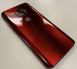 Motorola G7 plus rojo . PERMUTO,por iPhone/6s /6s plus