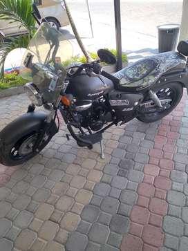 Vendo moto marca superligt esta nueva