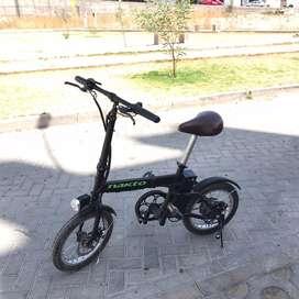 Bicicleta electrica Nakato