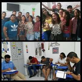 Cursos y clases de ingles en Santa Marta