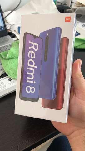 Redmi 8 nuevo 64GB