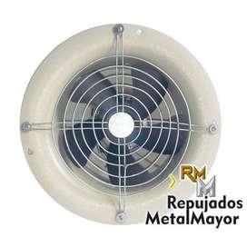 "Extractor de 8"" Redondo"