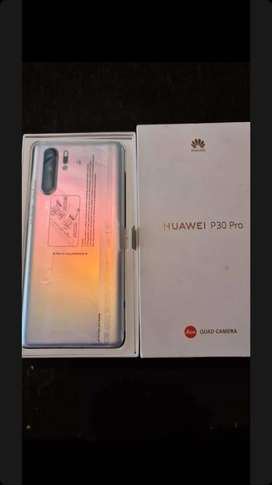 Huawei p30 pro 256gb nuevo de paquete