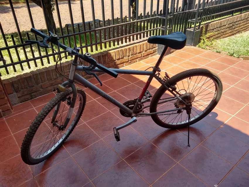 Bicicleta todo terreno 0