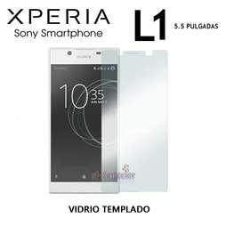 Film Vidrio Templado Sony Xperia L1 Gorilla Glass Obelisco