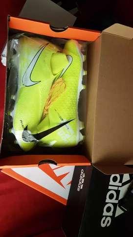 Guayos Nike Phantom edición philippe Coutinho  y Kevin de bruyne