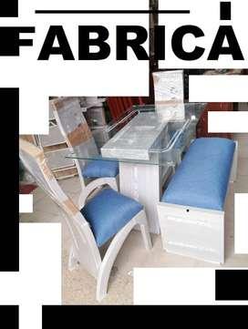 PROMOCION DE FABRICA COMEDORES MUEBLES