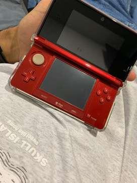 Nintendo 3DS - Carcasa Mario Original USA