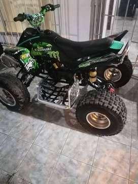 Cuadron Yamaha Marelli Sports 100cc