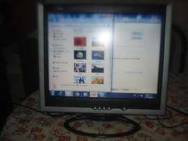 Monitor Lcd 15 Ktc Mod 5005l Exc Imagen Completo Impecable