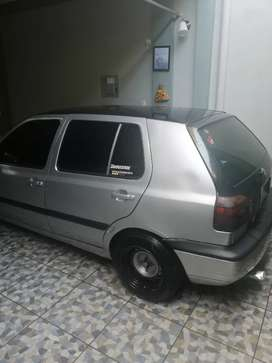 Vendo vw golf mk3 año 93 standar