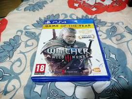 Vencambio the witcher ps4