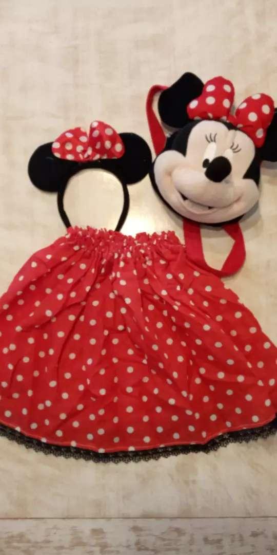 Disfraz Minnie 0