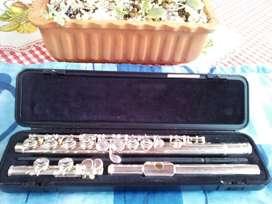 Flauta Traversa Yamaha Como Nueva !